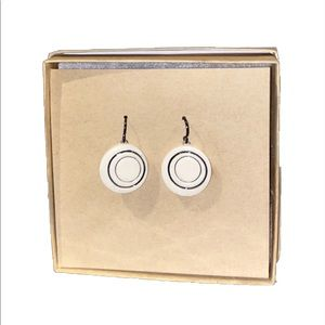 unbranded Jewelry - NIB- Rustic Native Circular Earrings